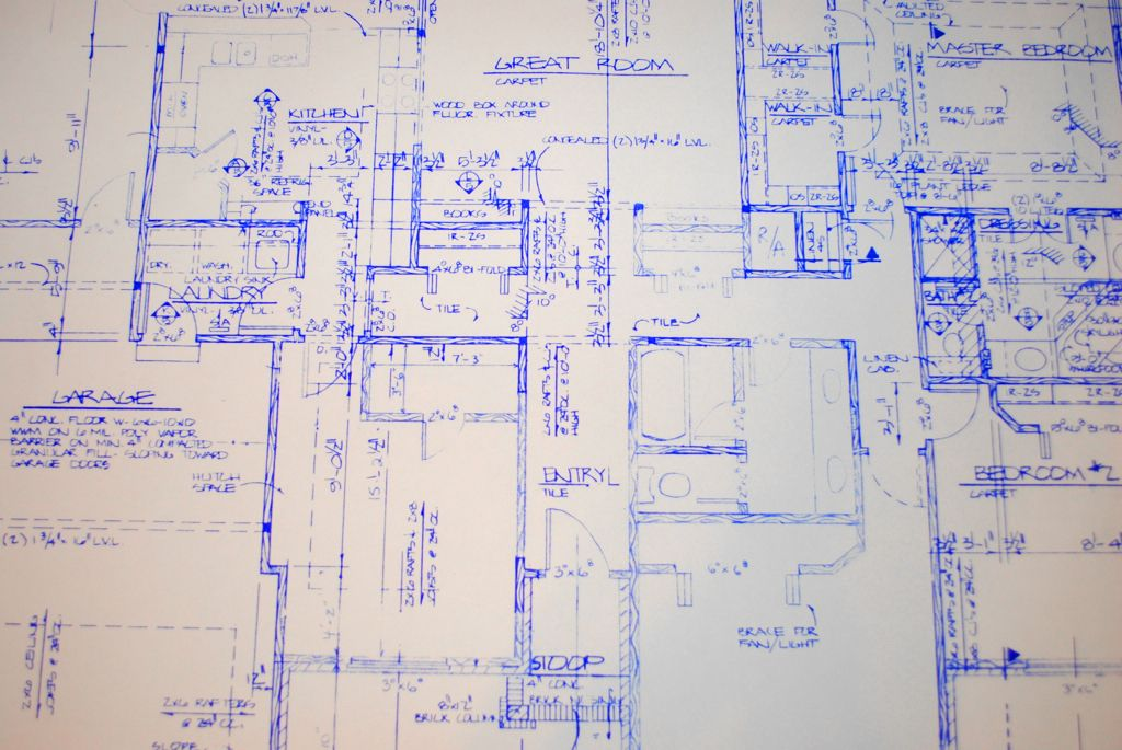 Buying a new construction home blueprint malvernweather Images
